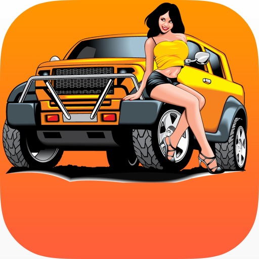 A* Zombie Rider - Highway Racer Free iOS App