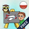 Karty do nauki, Edukacyjne gry dla dzieci (FREE)