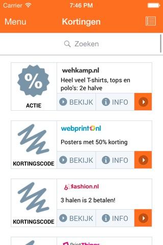 JouwAanbieding.nl screenshot 4