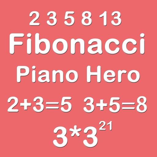 Piano Hero Fibonacci 3X3 - Merging Number Block And  Playing With Piano Music iOS App