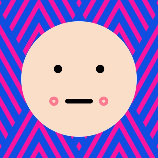 Flat Face - Avatar Face Maker