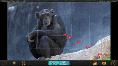 Artemis Director's Viewfinder Скриншоты4