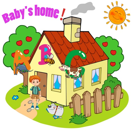 Baby First Study Book Home Series Free iOS App