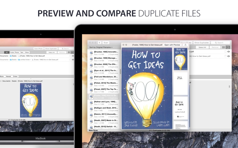 how to find duplicate image files on mac