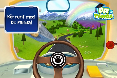 Dr. Panda Bus Driver screenshot 1
