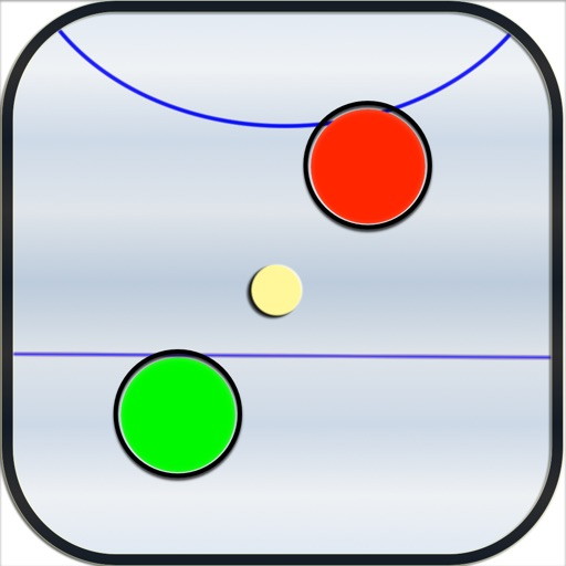 Air Hockey - Flat Plus iOS App