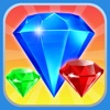 Jelly Diamond - New Jewel Diamond Puzzle Game