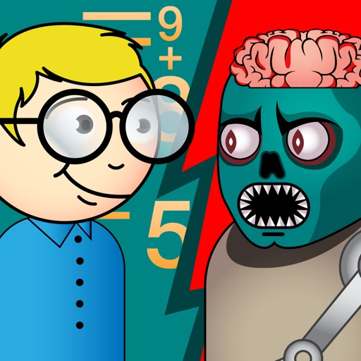Math vs Undead School Edition: Basic Math Operations Games for Kids iOS App