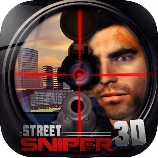 Street Sniper 3D iOS App