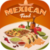 Mexican Food. Quick and Easy Cooking. Best cuisine traditional recipes & classic dishes. Cookbook