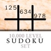 A classic 10.000 SUDOKU Level Set - Free