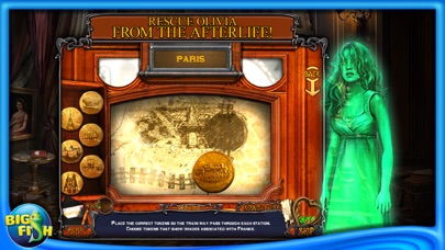 Haunted Train: Spirits of Charon - A Hidden Object Game with Ghosts-2