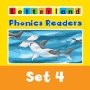 Letterland Phonics Readers Set 4