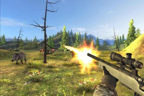 Hunter 3D 2015 screenshot 4