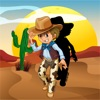 A Cowboys Shadow Game to Learn and Play for Children