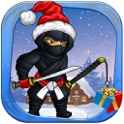 A Christmas Ninja - Fish Out The Lost Presents Free icon