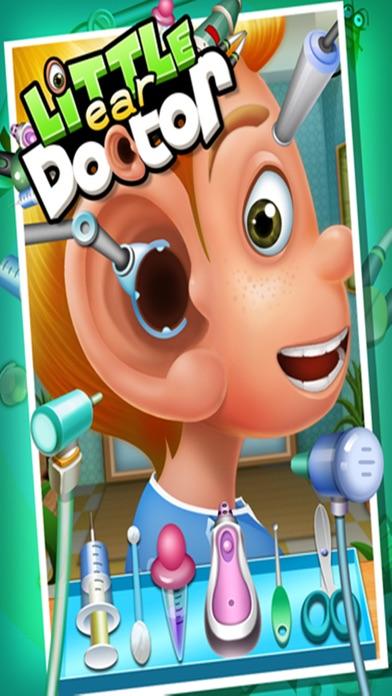 小耳科医師 - 子供のゲームのおすすめ画像3
