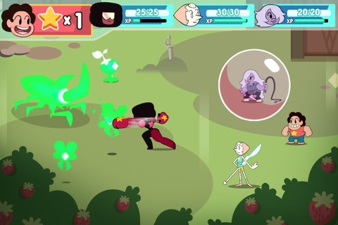 Attack the Light - Steven Universe Light RPG screenshot 1