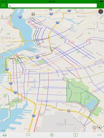 New York Bike On The App Store