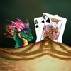 Ultimate Dragon BlackJack Blitz Pro - top Vegas card betting game