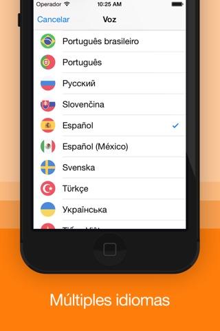 Active Voice : Speech-To-Text screenshot 4
