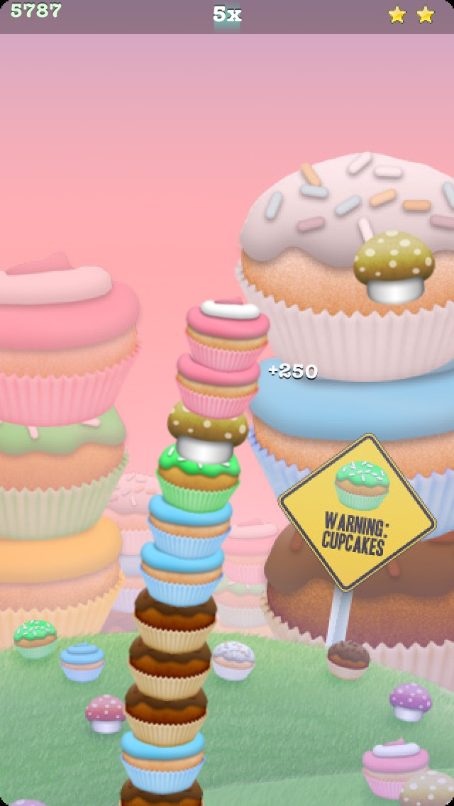 Scoops - Build & Match Food Free screenshot four