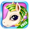 A Magic Pet Pony Horse World - Dress Up Your Cute Little Pony Free