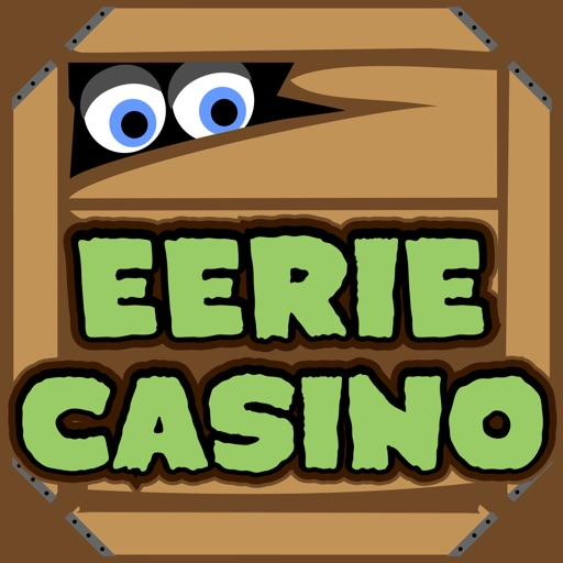 Eerie Casino Slots, Blackjack and Bingo Games iOS App