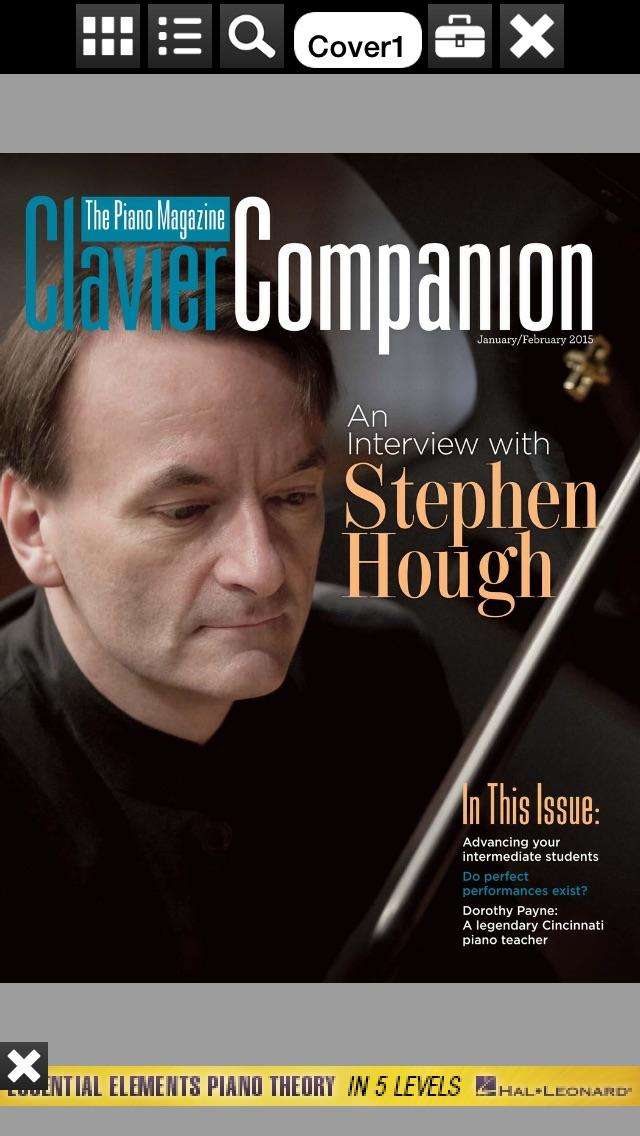 Clavier Companion review screenshots