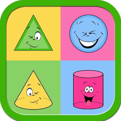 Baby Love Shapes iOS App