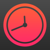 Nite Time - a simple night clock for your nightstand with flashlight