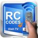Codes de télécommande pour Dish TV