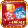 Classic Farkle Tower : Retro Vegas Beat Dollar