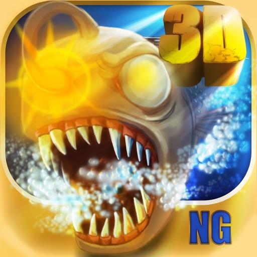 Feed It HD 3D iOS App