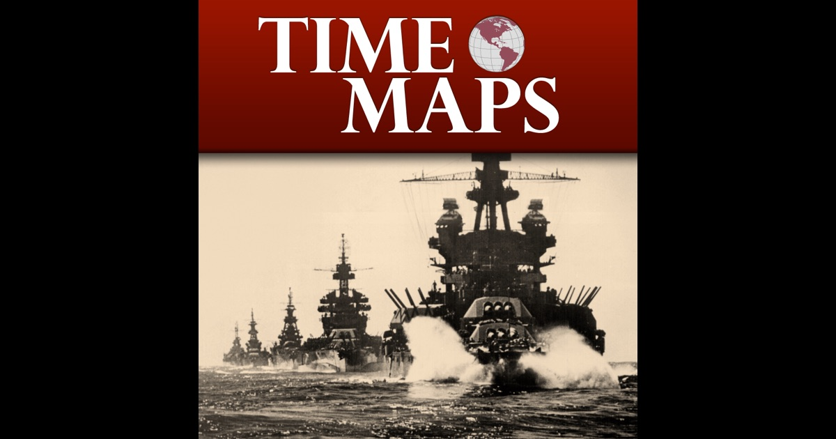 TIMEMAPS World War 2 Interactive History Maps Battles and Key Characters o