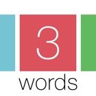 3-Words icon