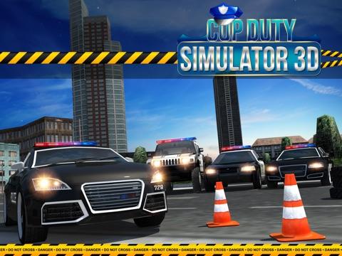 Игра Cop Duty Simulator 3D