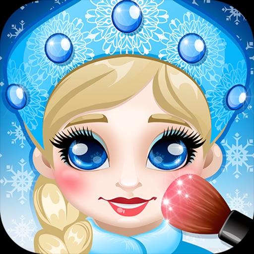 Spa Salon Christmas CROWN iOS App
