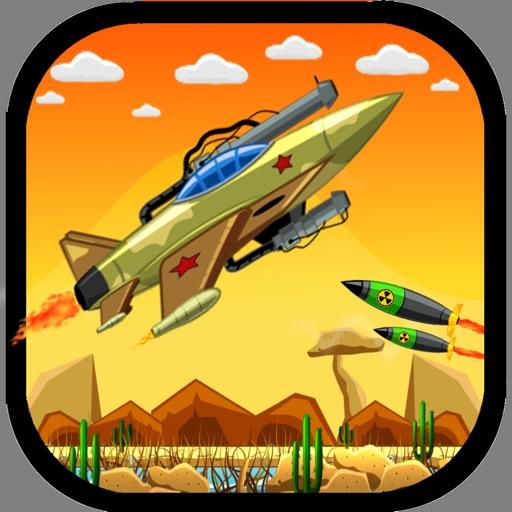 Air Force Jet Warrior Adventure iOS App