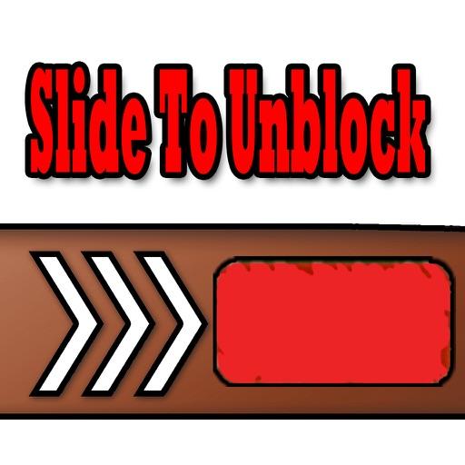 Slide to Unblock iOS App