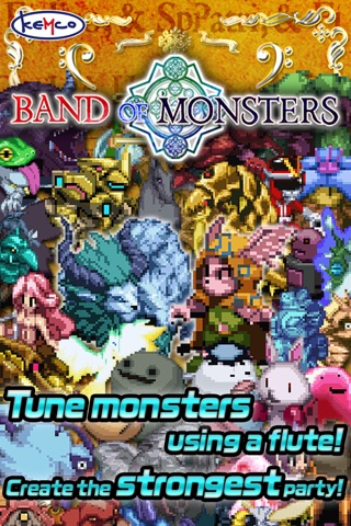 RPG Band of Monsters screenshot 1