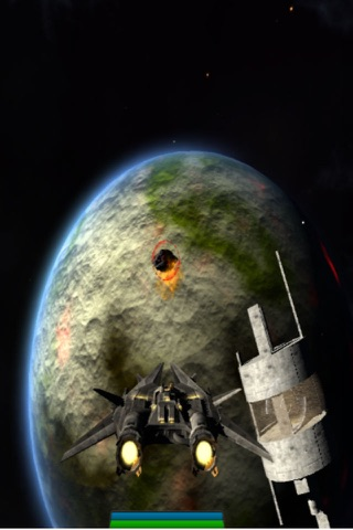 Pilot space shooter screenshot 1