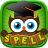 A+ Spelling Bee - Preschool Kids Spell Game App for English Words!
