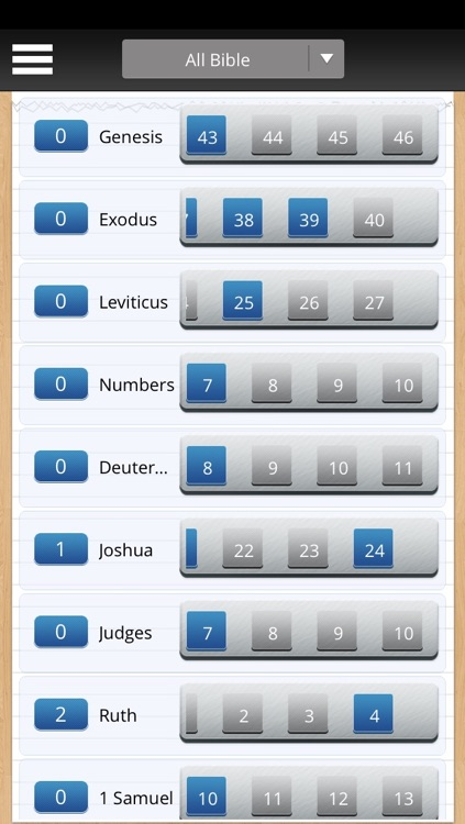 Bible Reading Tracker by Theos Place