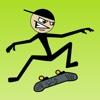 Stickman Skater HD Free