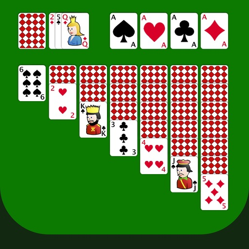 Solitaire Klondike App : the solitaire game FREE iOS App