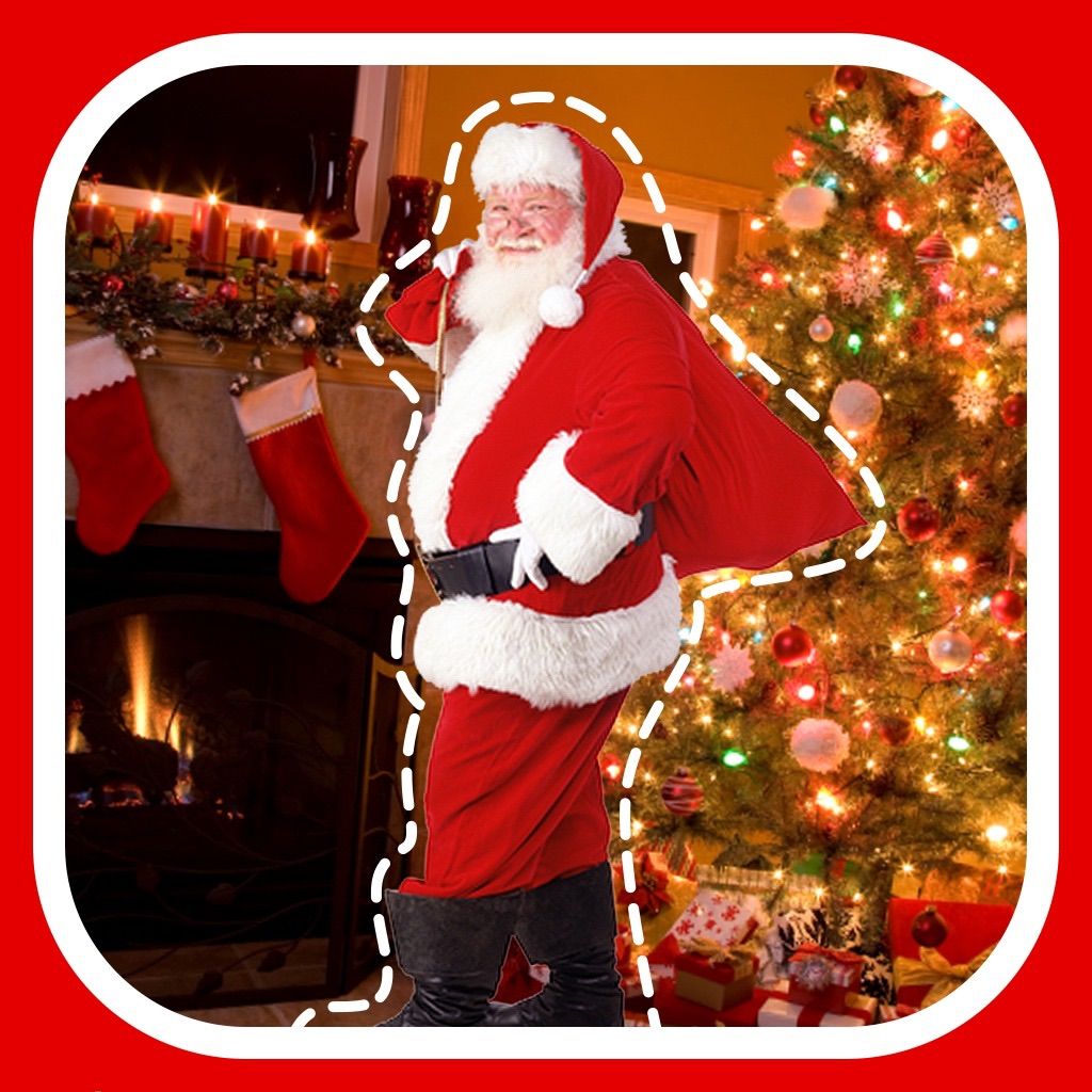 Catch santa in my house on the app store