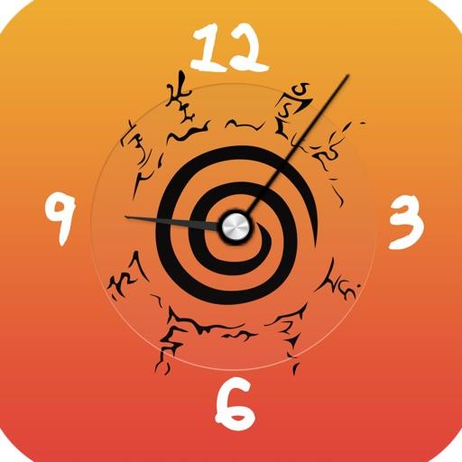N.Clock - 火影忍者时钟