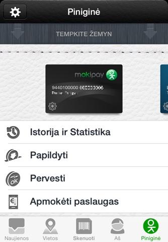 Mokipay screenshot 2
