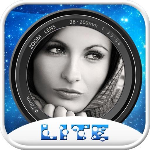 Amazing Black and White video camara. Free iOS App